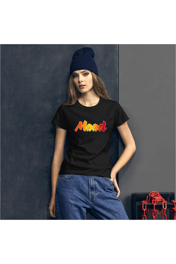 Mood Women's short sleeve t-shirt