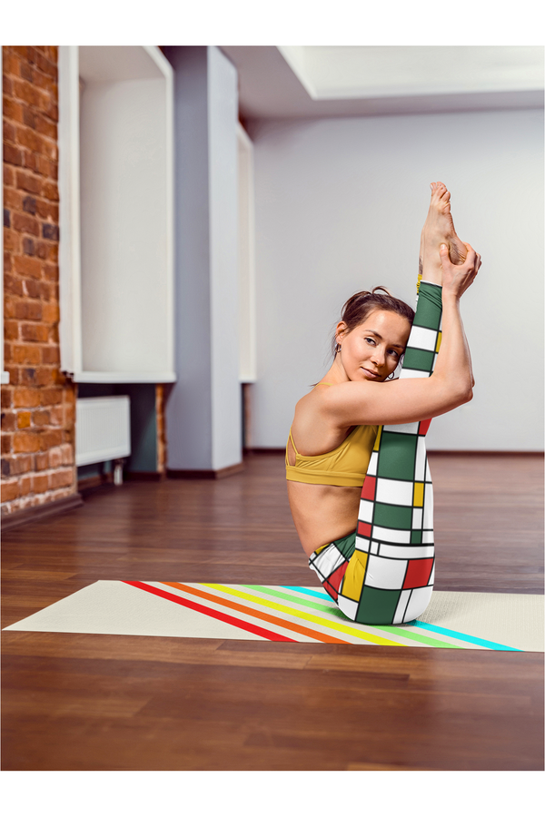 Spectral Band Accent Yoga Mats
