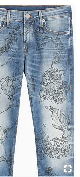 Decorate YOUR Denim CLASS * Tuesday, April 24th * 6pm