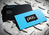 Full Color 15pt 3.5 x 2 Silk Laminated Business Cards