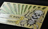 "Full Color 32pt Thick 3.5x2"" Silk w/Spot UV Premium Business Cards"