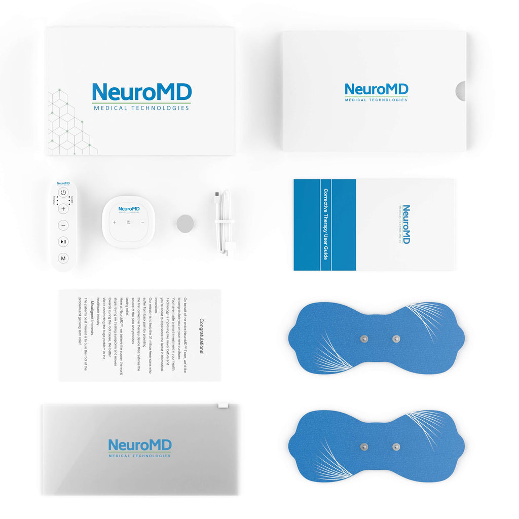 NeuroMD™ Corrective Therapy Back Pain Relief Device