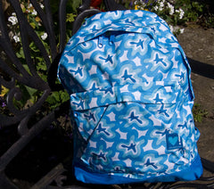 Agatha Ruiz de la Prada Large Rucksacks - Blue Clouds