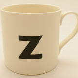 Big Tomato Company - Z is for Zebra Crossing Mug