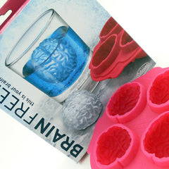 Brain Freeze - Novelty Ice Tray
