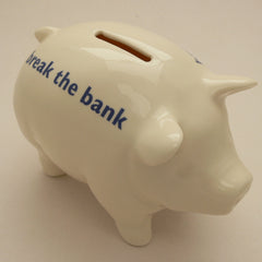Big Tomato Company Piggy Banks - Break the Bank