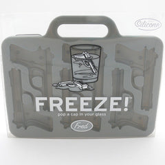 Hand Gun - Novelty Ice Tray