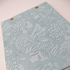 Jordi Labanda Large Embossed Notebook