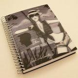 Jordi Labanda A6 3D Notebook - Fishing