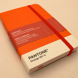 Orange A6 Pantone Notebook