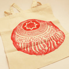 Gillian Kyle Tunnocks Teacakes tote bag