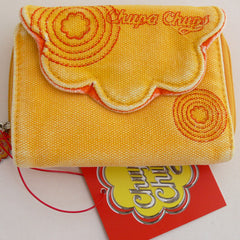 Chupa Chups Wallets - yellow