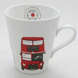 Jam Tart London bus mug
