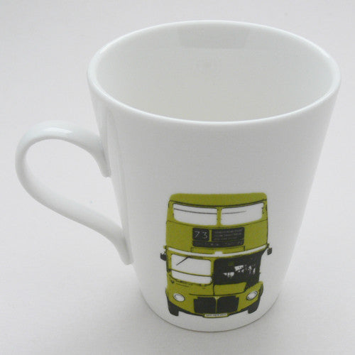 Jam Tart London Bus Empire Mug