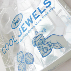 Ice Jewels - Novelty Ice Tray
