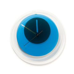 Block Design Satellite Wall Clock