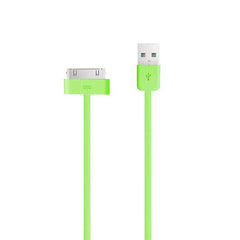 30-Pin to USB Cable - Green