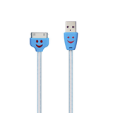 30-Pin to USB Cable - LED - Tangled - 1