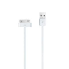 30-Pin to USB Cable - White