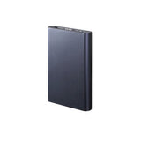 Dual USB Power Bank 12000mAh - Black - Tangled - 1