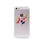iPhone 4/4S Bevel Edge Case - Anime Princess - Tangled - 2