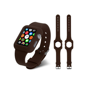 Apple Watch Strap - Black (42mm) - Tangled