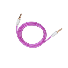 Audio Cable - Pink