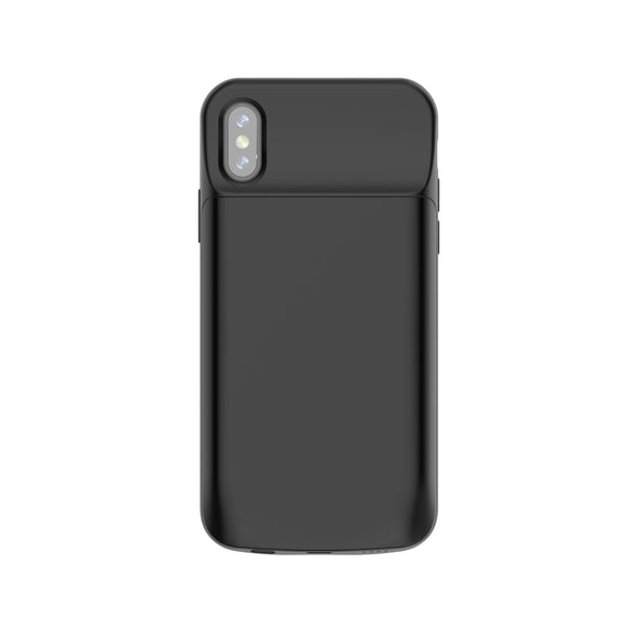 iPhone X Battery Case 6000mAh - Black