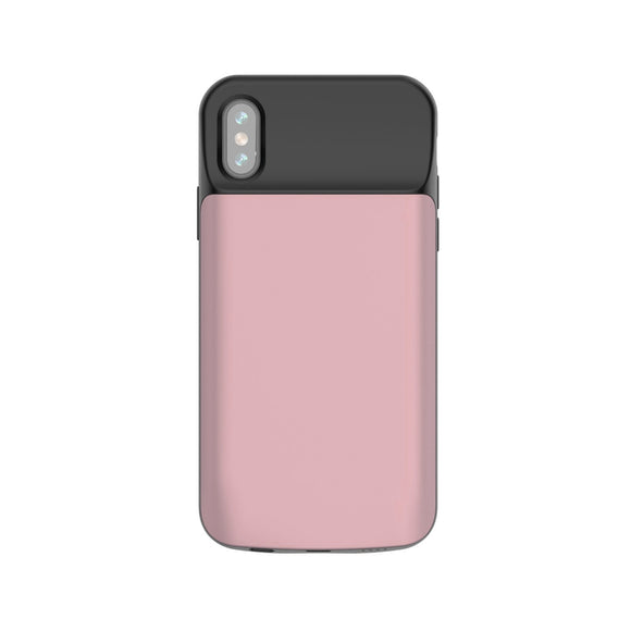 iPhone 7 Battery Case 6000mAh - Rose