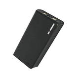 Dual USB Power Bank 20000mAh - Black - Tangled