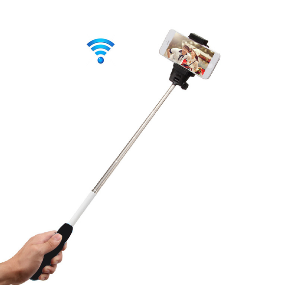Bluetooth Monopod Selfie Stick - Tangled - 1