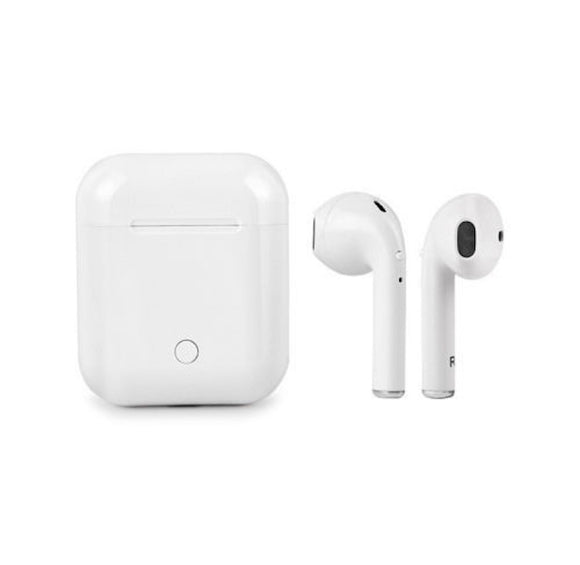 Bluetooth Earphones - White