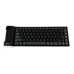Flexible Bluetooth Keyboard - Black