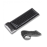 Flexible Bluetooth Keyboard - Black - Tangled - 2