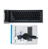 Flexible Bluetooth Keyboard - Black - Tangled - 3
