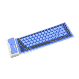 Flexible Bluetooth Keyboard - Blue - Tangled - 2