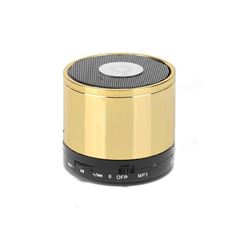 Bluetooth Speaker - Gold