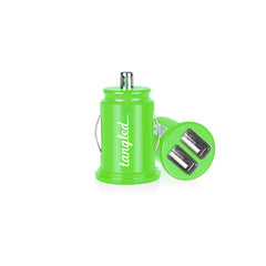 Car Charger - Green