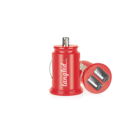 Car Charger -  Red