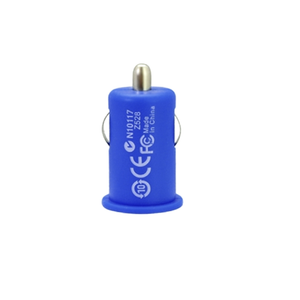 Car Charger in Blue - Tangled - 1