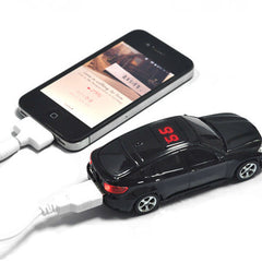 Car Power Bank 5200mAh - Black