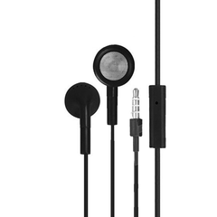 Earphones - Black