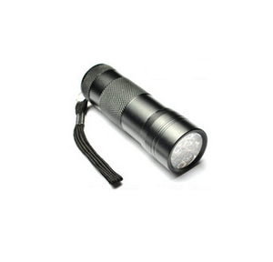 LED UV Flashlight in Black - Tangled - 1