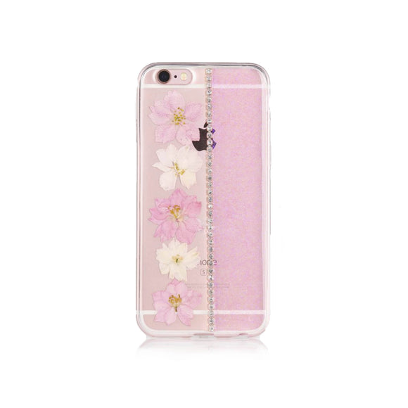 iPhone 5/5S Flower Case - Tangled