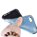iPhone 5/5S Glitter Case - Blue - Tangled - 2