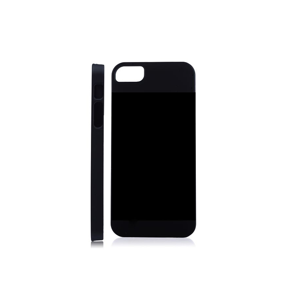 iPhone 5/5S Hard Case in Black - Tangled - 1
