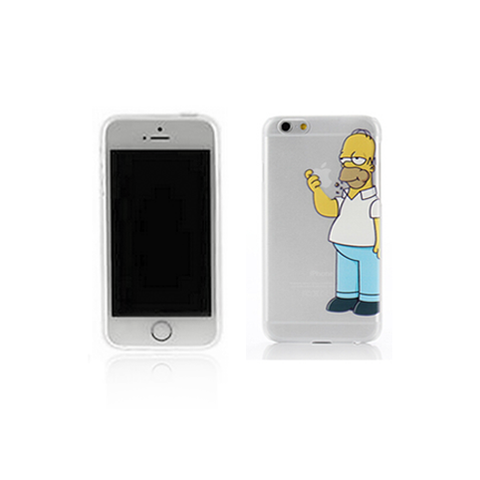 iPhone 5/5S Case - Homer Apple