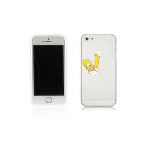 iPhone 5/5S Case - Homer