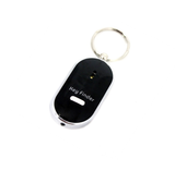 Whistle Key Finder - Black - Tangled - 2