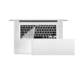 MacBook Pro with Retina Display KeyBoard Cover - Clear - Tangled - 2